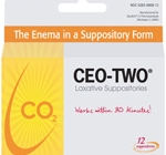 CEO-TWO® LAXATIVE SUPPOSITORIES – BOX OF 12