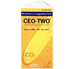 CEO-TWO® LAXATIVE SUPPOSITORIES – BOX OF 2
