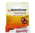 HURRICAINE® TOPICAL ANESTHETIC GEL TUBE – 12 TUBES