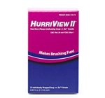 HURRIVIEW II® PLAQUE INDICATING SNAP -N- GO™ SWABS – BOX OF 72