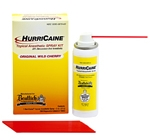 HURRICAINE® TOPICAL ANESTHETIC SPRAY KIT