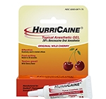 HURRICAINE® TOPICAL ANESTHETIC GEL TUBE – 1 TUBE