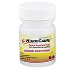 HURRICAINE® TOPICAL ANESTHETIC GEL – ORIGINAL WILD CHERRY