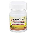 HURRICAINE® TOPICAL ANESTHETIC LIQUID – ORIGINAL WILD CHERRY